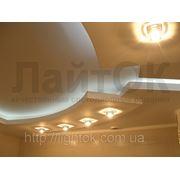 Светодиодная интерьерная подсветка (белая) фото