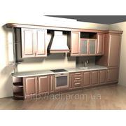 Кухня,шкафы,нарисовать карандашом, в программе фото