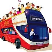 Услуги маршрутных микроавтобусов фото