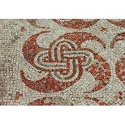 Мозаика из плитки фото