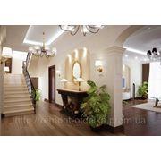 Дизайн интерьера коттеджа, элитных домов, резиденций фото