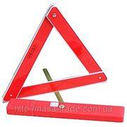 Знак аварийной остановки, арт. 93002 фото