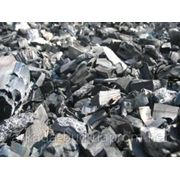 Древесный уголь с граба фото