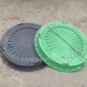 Полимерные люки, крышки люков от производителя оптом фото