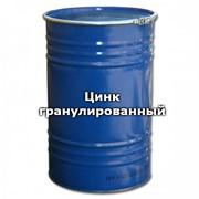 Цинк гранулированный, квалификация: чда / фасовка: 1 фото