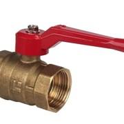 Кран латунный шаровой Tecofi BS1143-0015 Ду 15 (1/2) Ру 25 фото