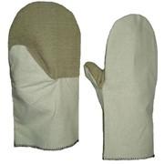 Пошив рукавиц брезентовых для хозяйственных и производственных работ фото