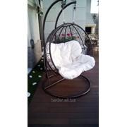 Подвесное кресло-качеля(двухместная) фото