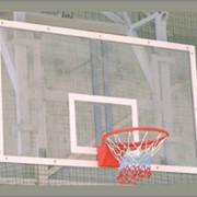 Щиты и стойки баскетбольные фото