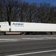 Перевозка грузов тентами фото