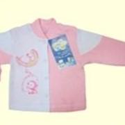 Кофточка розовая Снежные малыши фото