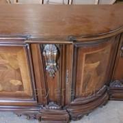 Реставрация деревянных элементов мебели фото