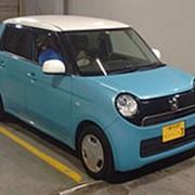 Хэтчбек HONDA N ONE кузов JG1 модификация G год выпуска 2013 пробег 48 тыс км цвет синий белый фото