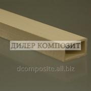 Прямоугольная труба МЗКМ, длина 6000 мм, ширина 50,00 (7,5) мм, высота 40,00 (4,5) мм, толщина 2,13 мм, вес 2,13 кг фото