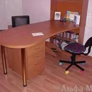 Стол письменный фото