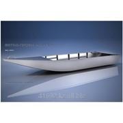 Алюминиевая моторная лодка Вятка (шило) фото