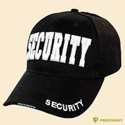 Кепка Deluxe Low Profile security black 9382 фото