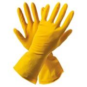 Перчатки хозяйственные Перчатки латексные общехозяйственные фото
