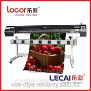 Высокоскоростной широкоформатный принтер для рекламы Easyjet фото