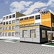 Проектирование и дизайн вентилируемых фасадов фото