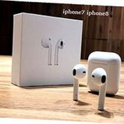 Iphone 8 блютуз гарнитура с аккумуоятором фото