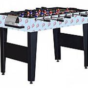 Игровой - стол футбол «Flex Клубничный Пломбир» (122x61x78.7 см, цветной) фото