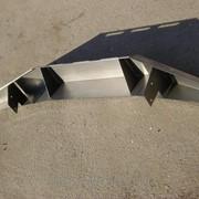 Лазерный раскрой (лазерная резка) стальных листов фото