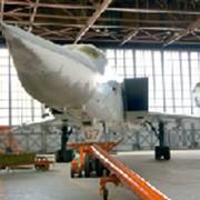 Ремонт ИЛ-76М, восстановление титановых рельсов, нанесение гальванических покрытий фото