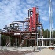 Печи и оборудование для переработки нефти фото
