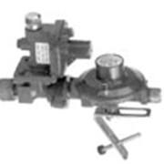 Регулятор давления с предохранительно - сбросным, запорным клапаном . фото
