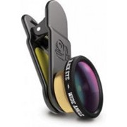 Универсальная широкоугольная линза для смартфонов Black Eye HD Series G3 Wide Angle (WA002) фото