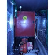 Монтаж водонагревательных установок фото