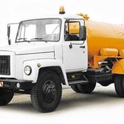 Машина ассенизационная АНМ-53 на шасси ГАЗ-3309 фото