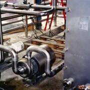 Монтаж оборудования и трубопроводов фото