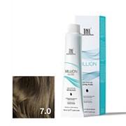 TNL, Крем-краска для волос Million Gloss 7.0 фото