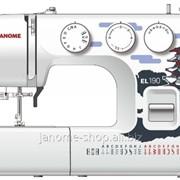Швейная машина Janome EL 190 фото