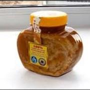 Цветочный мед ПЭТ - банка Кофе 0,48л фото