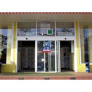 Двери автоматические раздвижные Astor, Geze фото