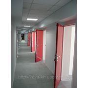 Металлические двери противопожарные HORMANN (Германия) фото