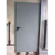 Противопожарные двери EI 30,EI 60 по размерам заказчика. фото