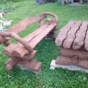 Необычные изделия из отборной древесины ручной работы фото