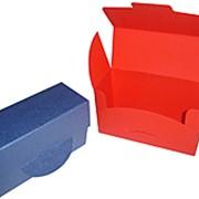 Коробочки для визиток из картона фото
