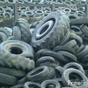 Утилизация шин фото