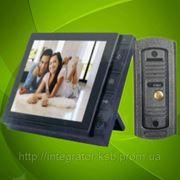 Видеодомофон и вызывная панель LUX 806 SONY фото