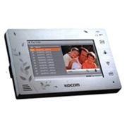 KCV-A374SD/W Видеодомофон Kocom , запись видеороликов на SD-карту фото