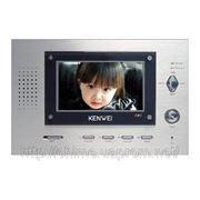 Видеодомофон KW-123C монитор домофона цветной