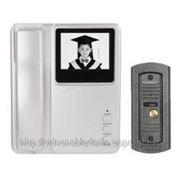 Комплект домофона: монитор и вызывная панель Jeeja (HK) JS/H-228M