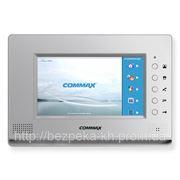 Видеодомофон COMMAX CDV-71AМ BLACK / SILVER