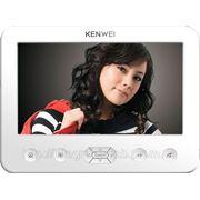 Видеодомофон Kenwei E706C (White) фото