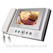 KOCOM KCV-801R цветной домофон с памятью фото